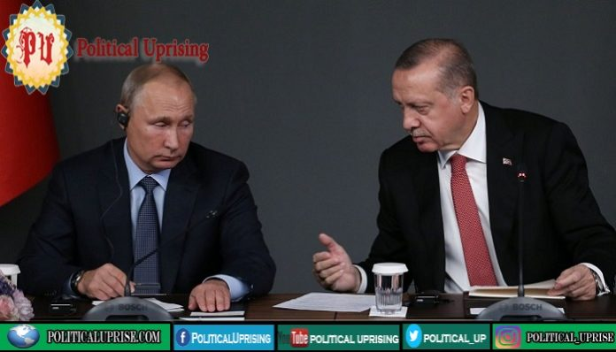 Turkish President hopes for Idlib ceasefire deal with Putin