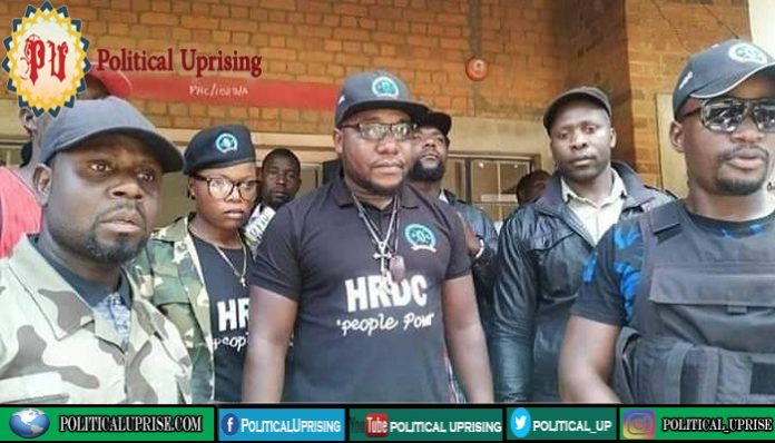 Malawi police arrested prominent activists