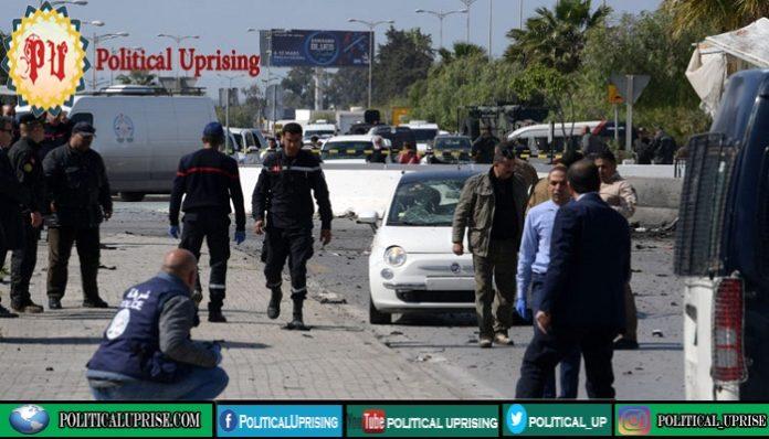 Tunisia capital hits with bomb blast