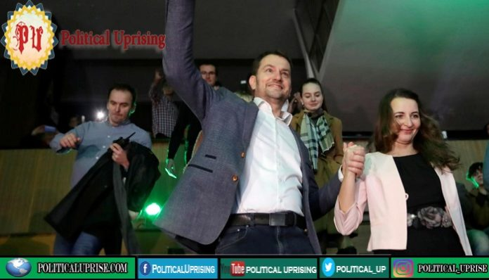 Anti-corruption party takes lead in Slovakia election