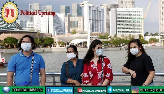 Coronavirus shrinks Singapore's economy,recession expected