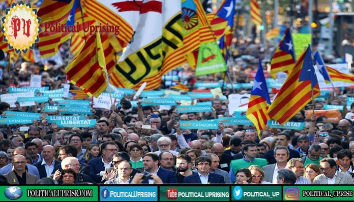 Catalan separatists use Covid19 crisis as a fresh motive to argue for independence