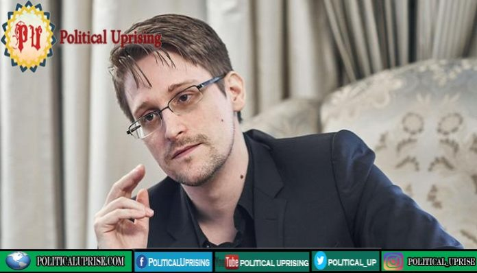 Whistleblower Snowden warns governments may use Covid19 to curtail freedoms