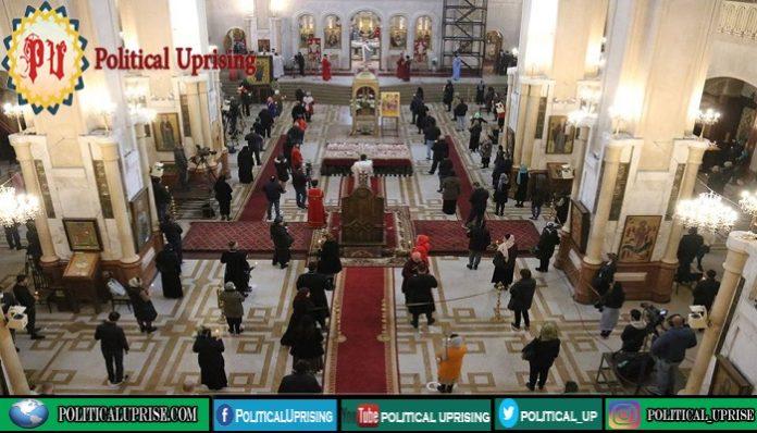 Georgia Orthodox church will host Easter worshipers despite lockdown