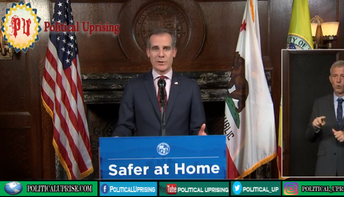 Los Angeles mayor says large events,concerts may not be possible until 2021