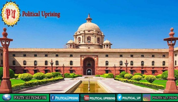 Indian presidential palace isolates 500 over coronavirus
