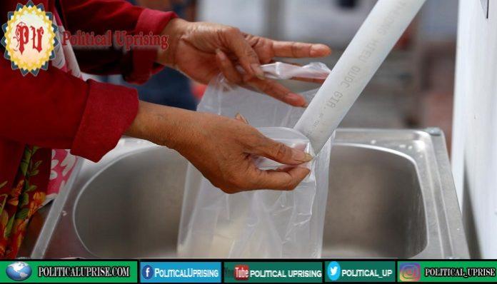 Rice ATMs in Vietnam helps needy in Lockdown