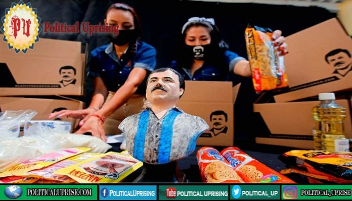 President Obrador called on gangs to stop distributing food