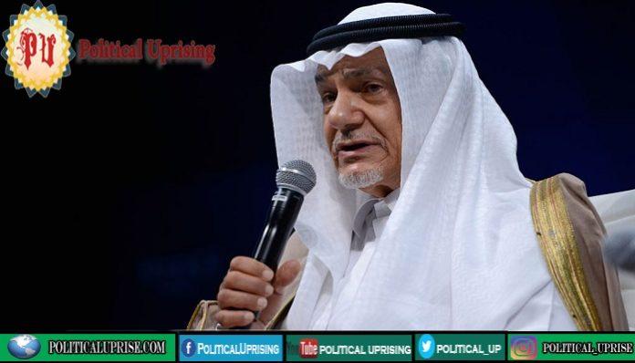Former Saudi spymaster lashes out at Muslim Brotherhood