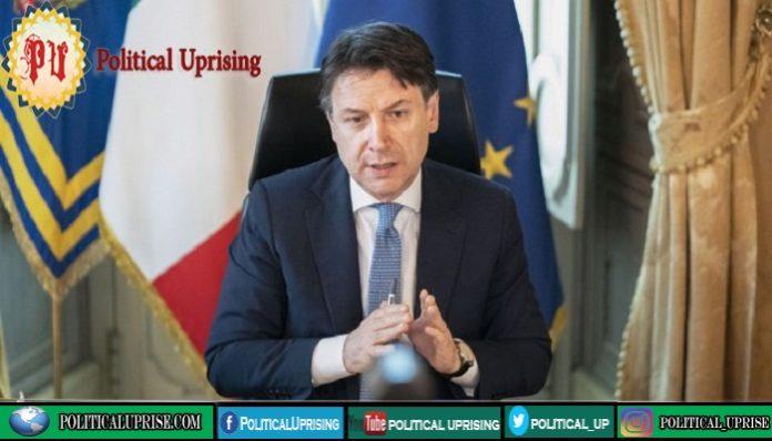 Italian PM Giuseppe Conte apologies over long welfare delays