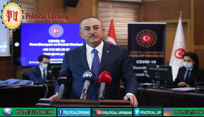 Turkey accuses UAE for spreading chaos in Middle East