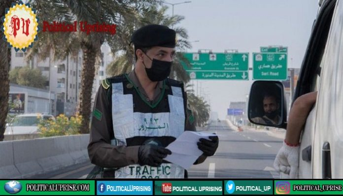 Man in Saudi Arabia arrested for selling move permits
