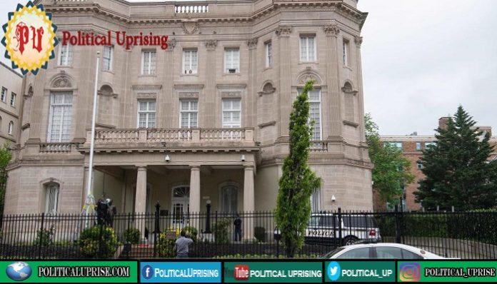 Cuba called gun assault on its Washington embassy terrorism