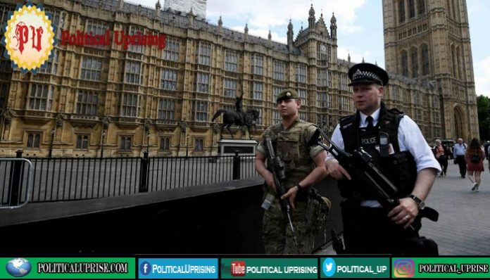 Britain introduces bolstered legislation for terrorism
