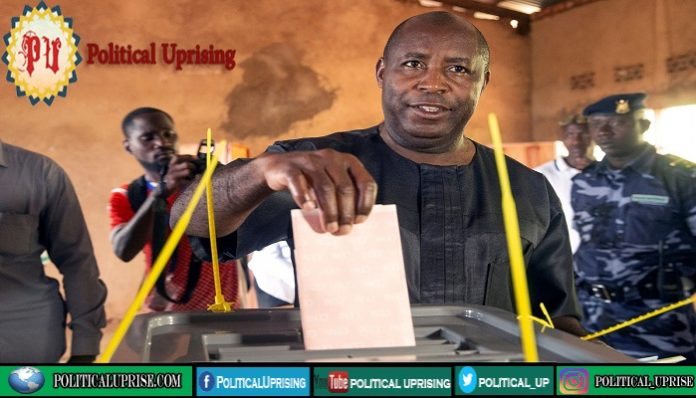 Burundi election commission declares governing party's candidate