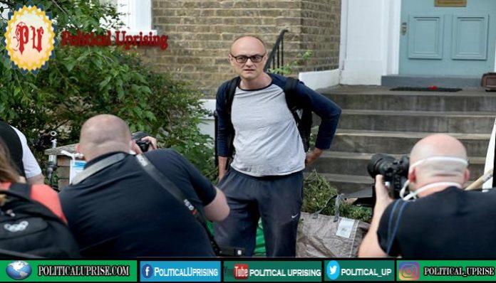 British PM Explanation of aide's lockdown trip made Britons bristle