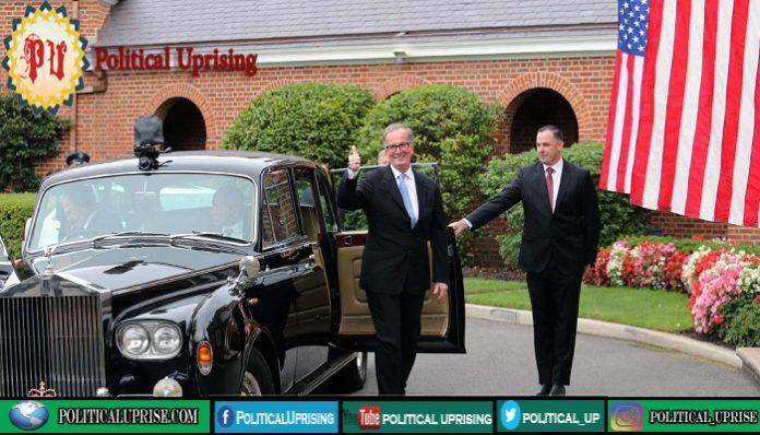 US ambassador says confident Australia can ensure telecom security