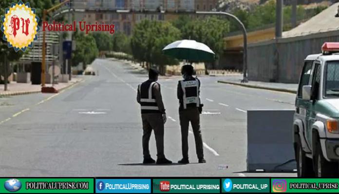 Saudi Arabia forms police unit to monitor lockdown violations