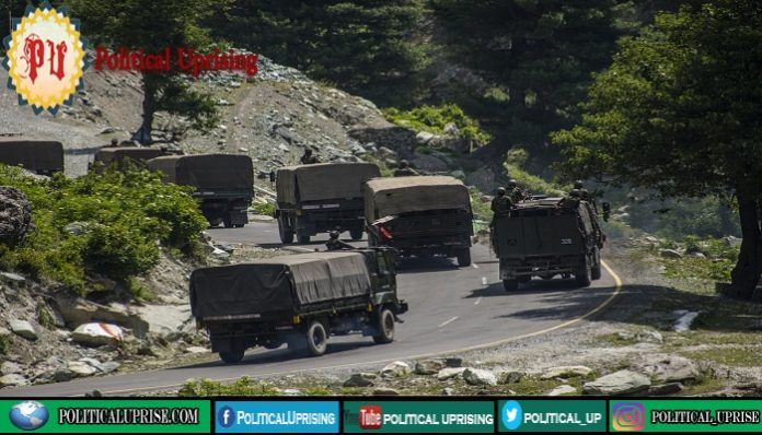Beijing accuses Indian soldiers of instigating the fight
