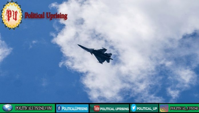 India's fighter jets fly over Galwan as China again blames India for clash