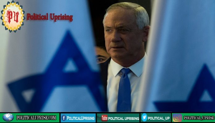 Benny Gantz says he's preparing for consequences of West Bank annexations