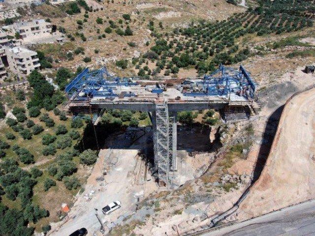 Israeli govt builds new Jerusalem road to link settlements
