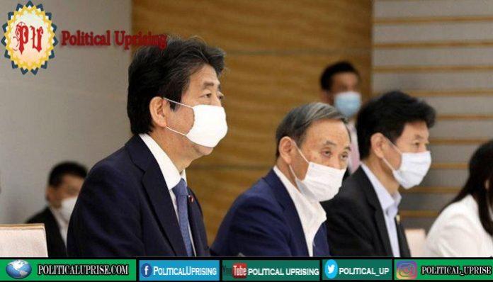 PM Abe's support rebounds despite ex-justice minister's arrest