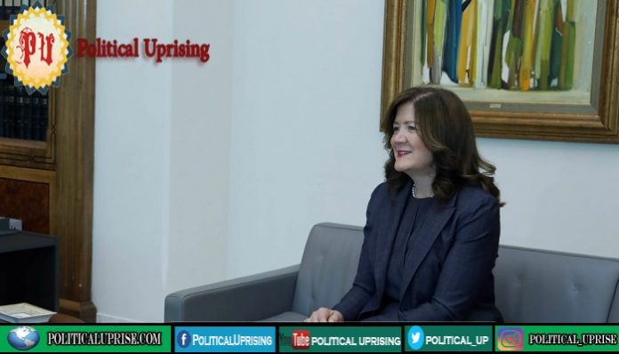 United States ambassador appears on Lebanese TV despite despite ban