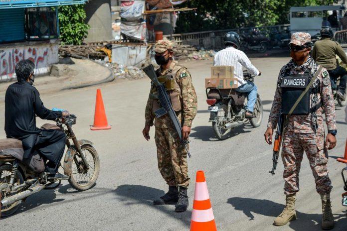 Pakistani authorities to seal city areas across country