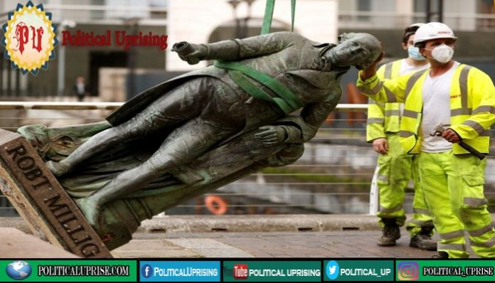 London mayor orders review of the capital's statues