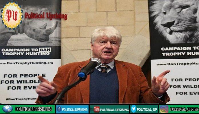 Boris Johnson father defends trip to Greece despite COVID-19 advisory