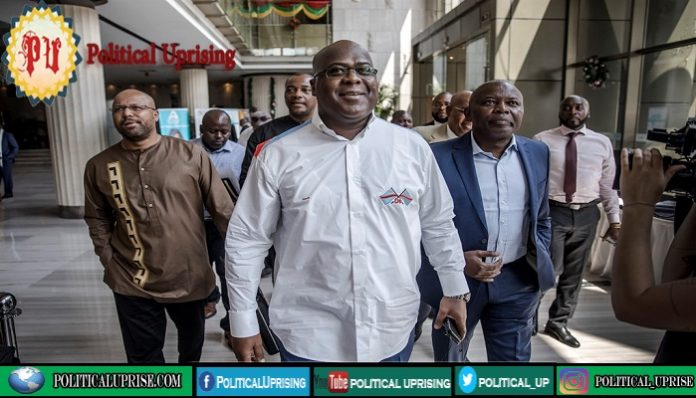 DRC Justice Minister Celestin Tunda resigns after dispute