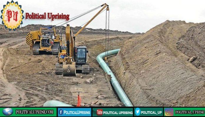 US Judge orders Dakota Access pipeline shut down, setback to Trump