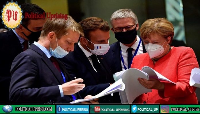 EU leaders clinches historic deal on pandemic recovery after fractious summit