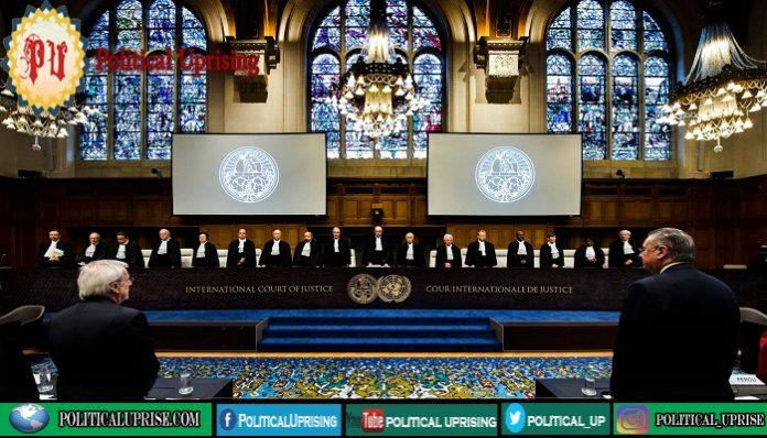 ICJ backs Qatar in air blockade