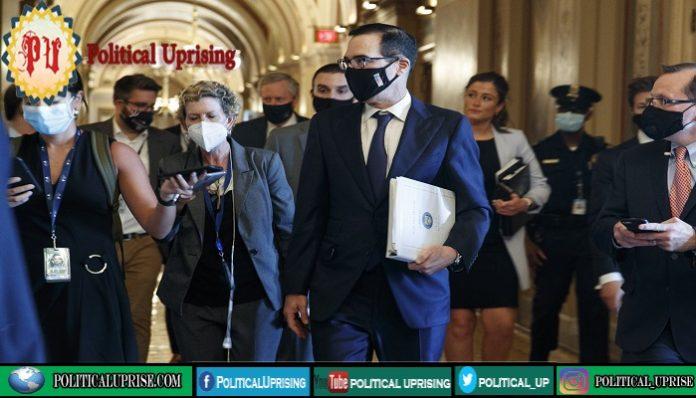 US Secretary Treasury says no payroll tax break in next US coronavirus bill