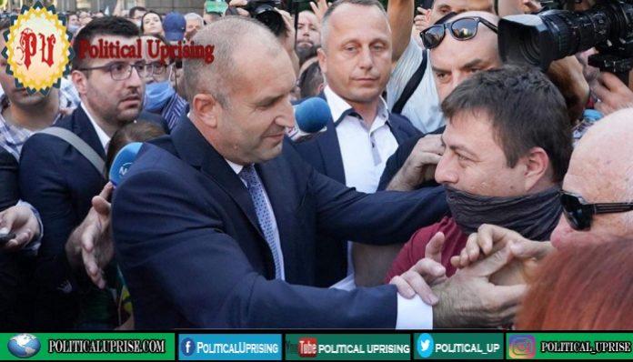 Bulgarian President Radev calls for Borissov and government to resign