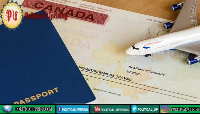Canadian Work permit numbers remain steady since March