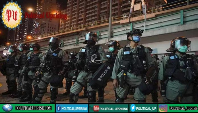 China fired back at Canada over criticism of Hong Kong security law