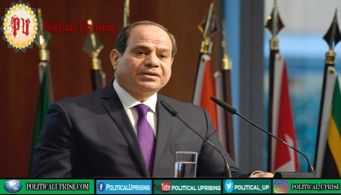 President Sisi says his country won't stand idle in Libya