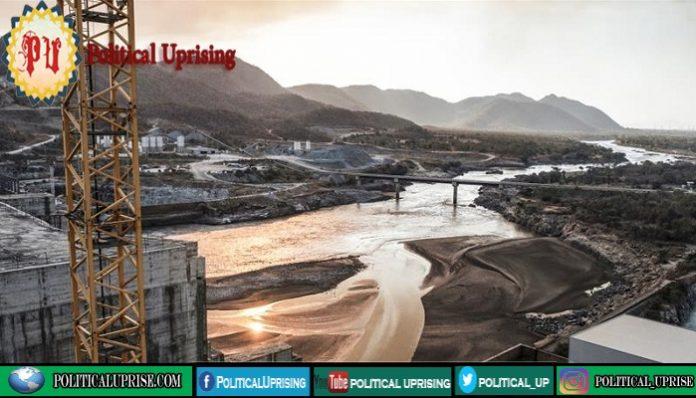 Ethiopia begins filling Nile Dam