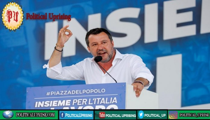 Italian Lega Nord opens office near old Communist HQ in symbolic move