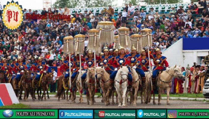 Mongolia's traditional Naadam sporting festival goes online
