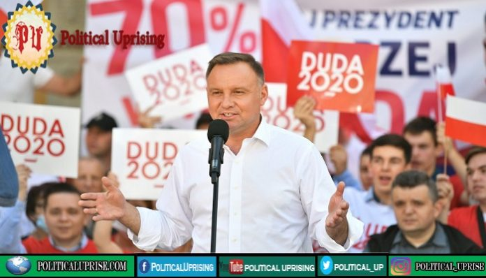 Polish conservative President re-elected president, deeper EU confrontation likely
