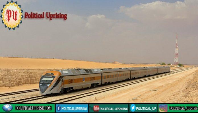 Saudi Arabia plans Double-line rail network between Riyadh-Dammam