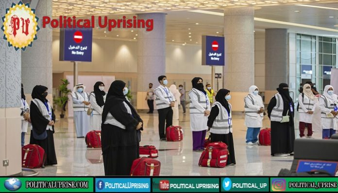 KSA allows foreign pilgrims to enter for Umrah