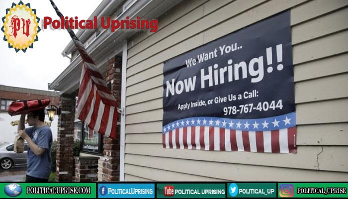 US jobs market adds 638,000 jobs in last month