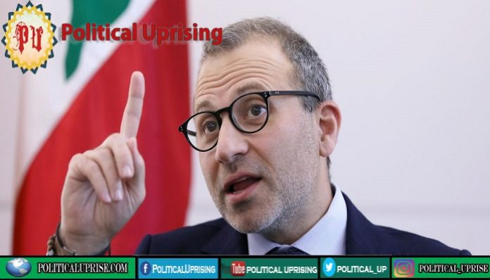 US plans to sanction leader of Lebanon Free Patriotic Movement
