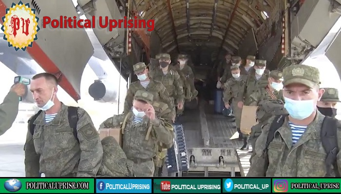 Russian commandos arrive in Islamabad for Druzhba 5