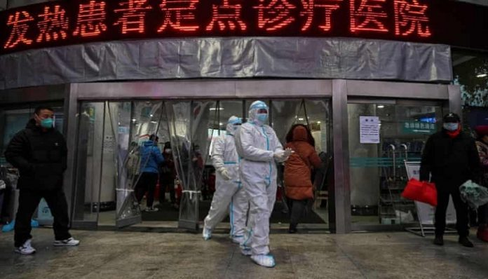 China ready to welcome WHO team to investigate origins of pandemic